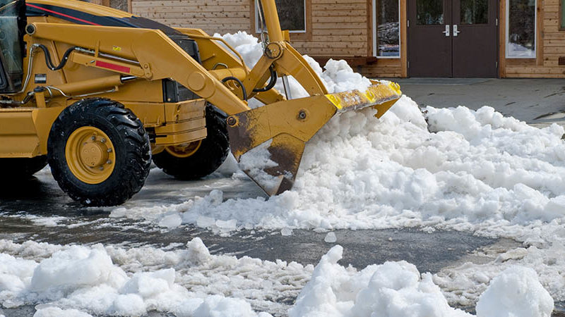 Strengths of Modern Snow Removal companies