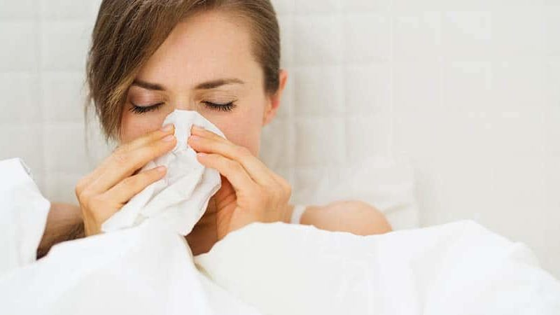 Nasal allergy-best to visit a specialist a nasal allergy doctor
