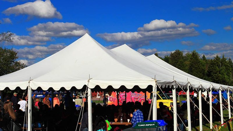Party Rentals – Factors To Consider When Leasing Tents